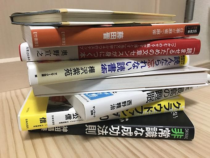 積読してる本